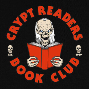 Crypt Readers T-shirts