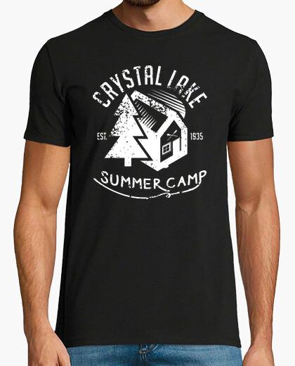 Camiseta Crystal Lake Summer Camp (Viernes 13)