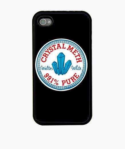 Funda iPhone Crystal Meth Converse