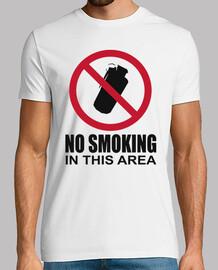 CS:GO - No smoking in this area