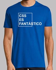 CSS es fantástico (en blanco)