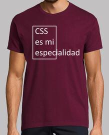 CSS es mi especialidad