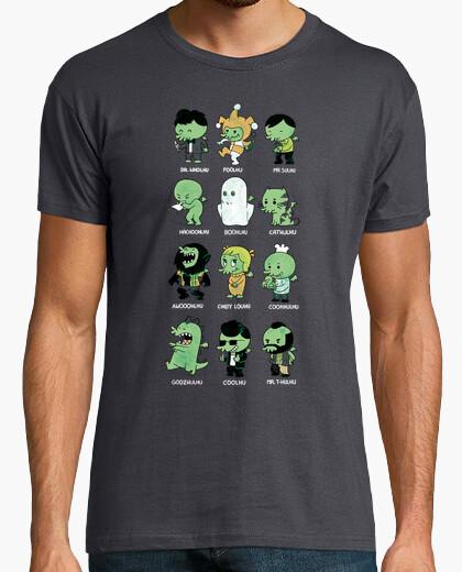 Camiseta cthul quién?