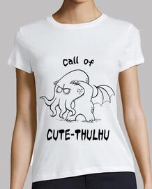 cthulhu - shirt fille