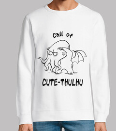 cthulhu - simple sweatshirt