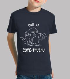cthulhu - t-shirt pour enfants