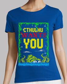 Cthulhu wants you