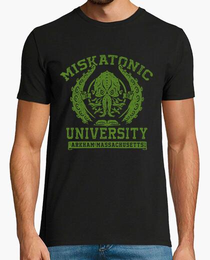 Cthulhu's Miskatonic University t-shirt