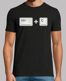 Ctrl + C (Hombre)