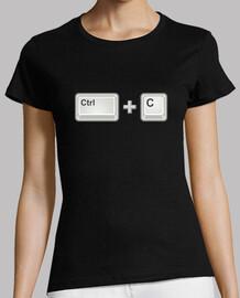 Ctrl + C (Mujer)