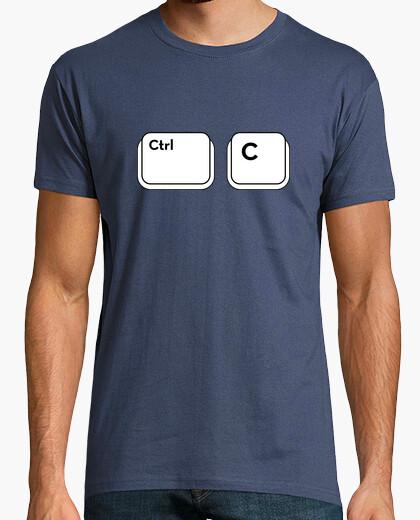 Tee-shirt ctrl c