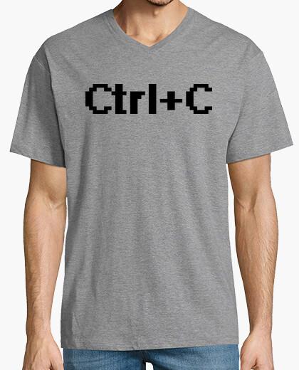 Camiseta Ctrl C