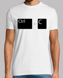 Ctrl C / Control C / Copiar / Control m