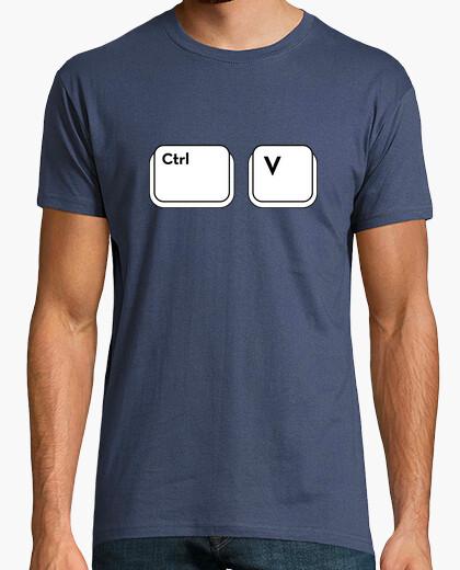Camiseta ctrl v