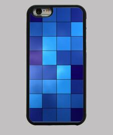 Cuadrados azules