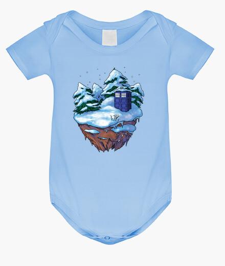 Ropa infantil cuadro de invierno