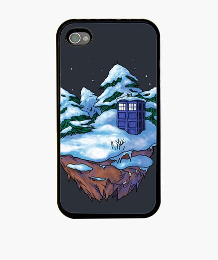 Funda iPhone cuadro de invierno