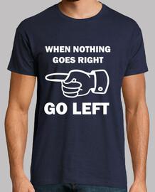 cuando nada sale bien ir a la izquierda