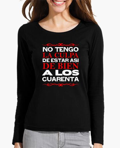 Camiseta Cuarenta
