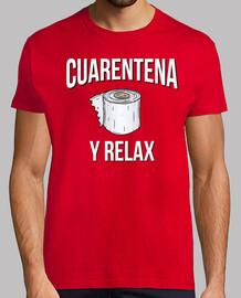 Cuarentena y Relax Papel Higiénico