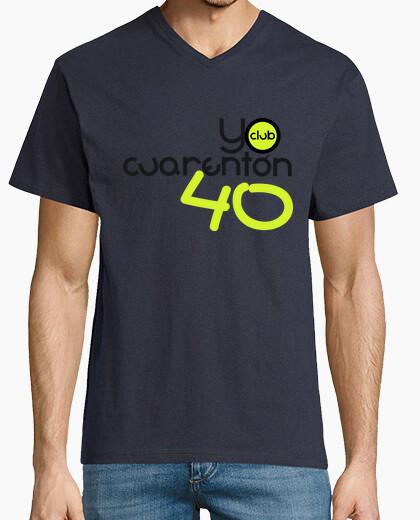 Camiseta CUARENTON