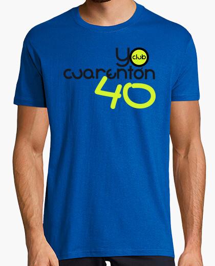 Cuarenton t-shirt
