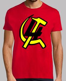 Cuarta Internacional Comunista, logo