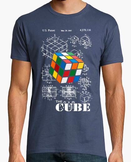 T-shirt cube
