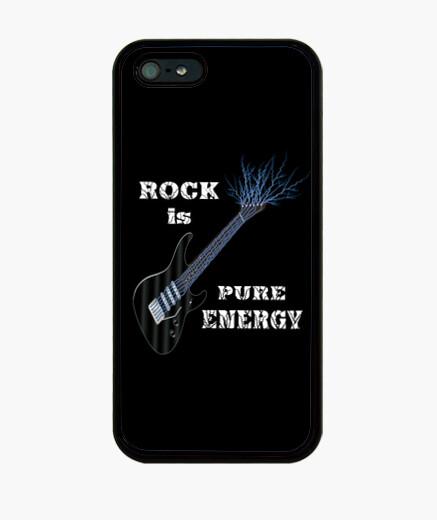 Funda iPhone cubierta de guitarra rock i-phone 5