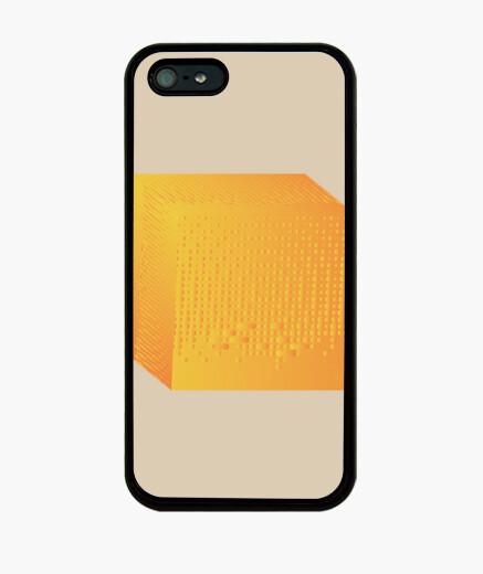 Funda iPhone cubo-cubographic_giuseppebucolo