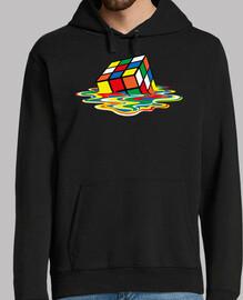 Cubo de Rubik Derretido