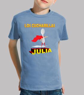 Cucharilla Julia