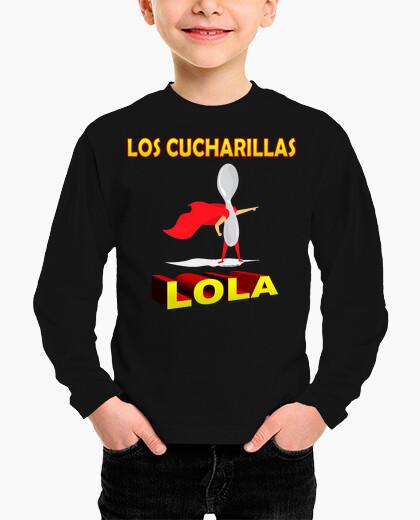 Ropa infantil Cucharilla Lola