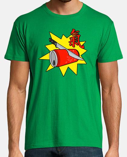 Camisetas Cuchillos Ginsu
