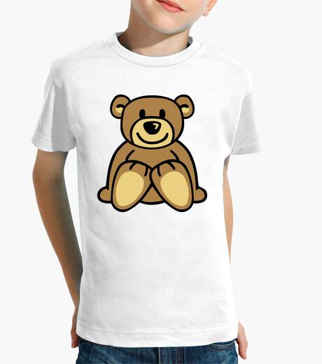 Cuddly teddy bear kids clothes