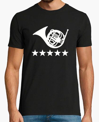 Camiseta cuerno francés