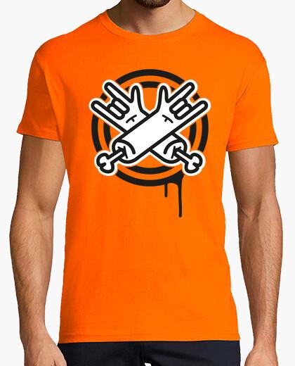 Camiseta Cuernos 1