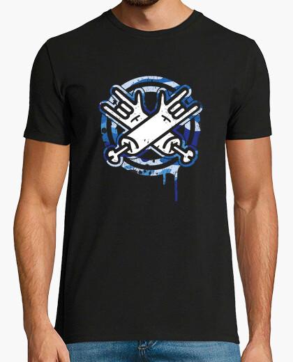 Camiseta Cuernos camuflaje