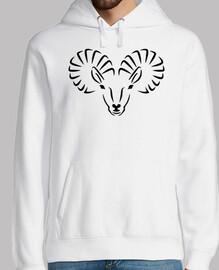 cuernos de cabra ibex