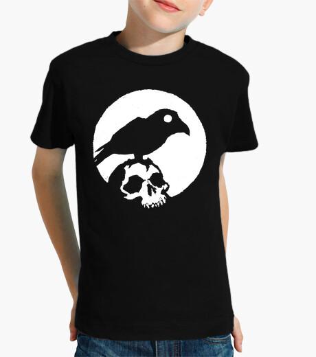 Ropa infantil cuervo