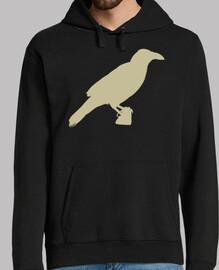 Cuervo plateado