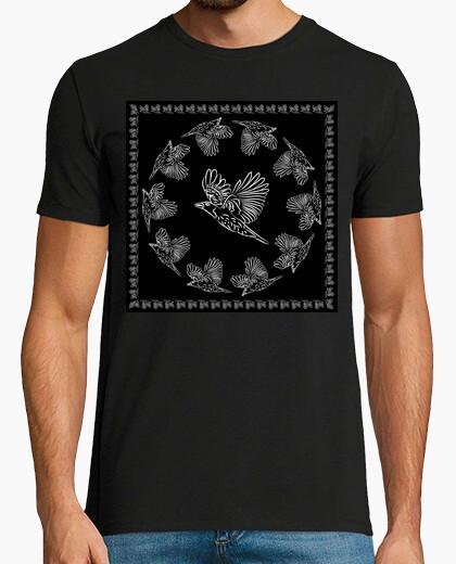Camiseta Cuervos del mundo.