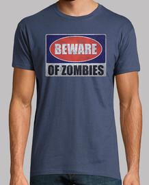 cuidado con los zombies