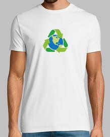 Cuidando el planeta con el reciclaje