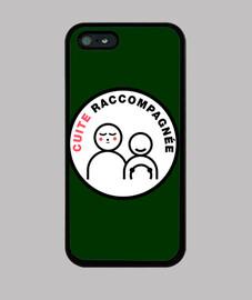 Cuite raccompagnée - Coque iPhone