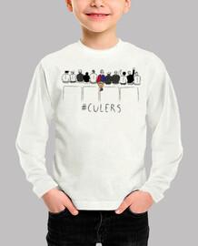 culers - children samarreta 100 cotó
