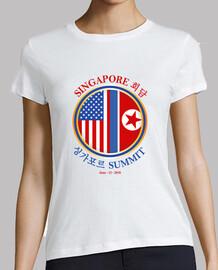 cumbre de Singapur -june 12 2018-trump