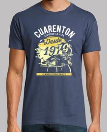 Cumpleaños 40 Cuarentón 1979