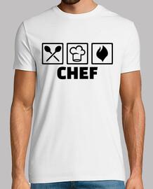 cuoco attrezzature cappello