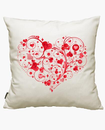 Fodera cuscino cuore 1